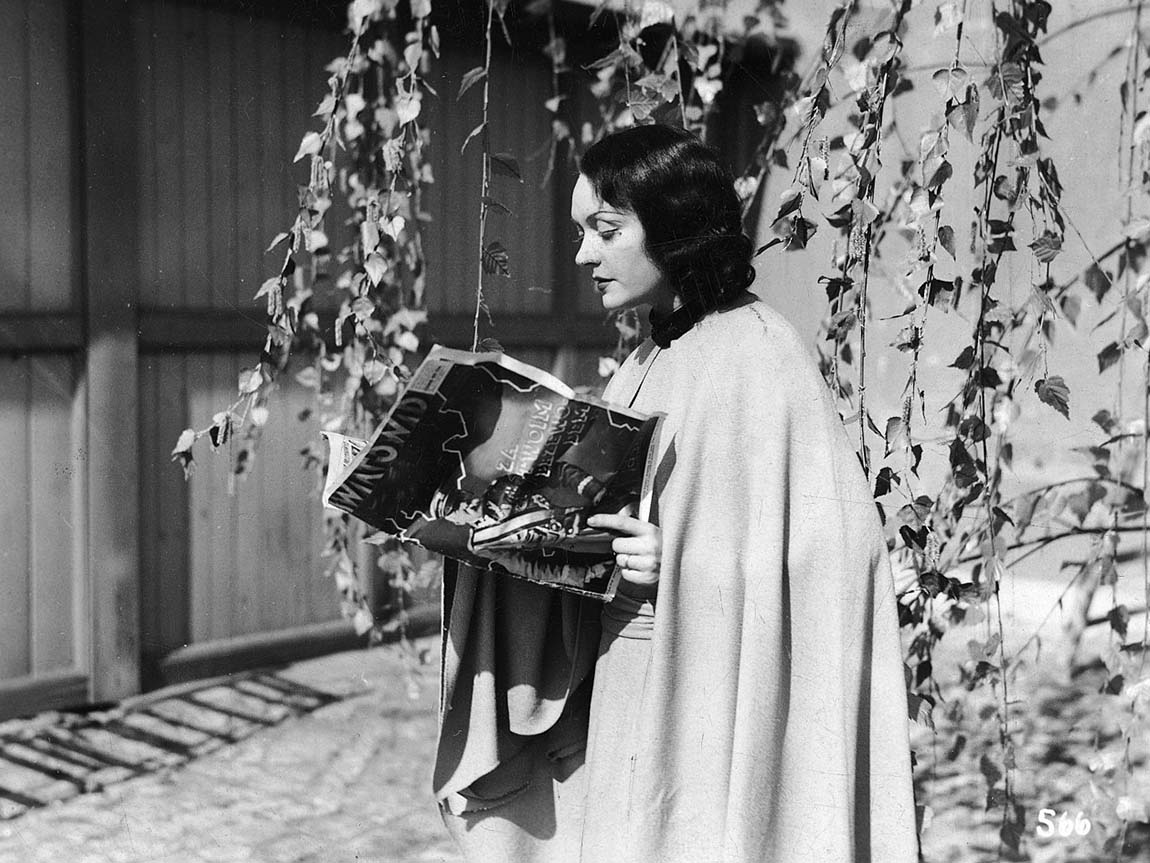 Read more about the article The Work of Pola Negri